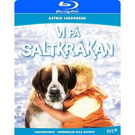 Vi På Saltkråkan - Vol. 1-6 Box