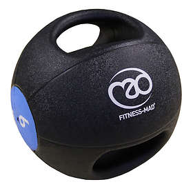 Fitness-Mad Double Grip Medicinboll 6kg