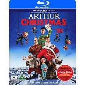 Arthur Och Julklappsrushen (3D)