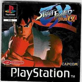 Street Fighter EX Plus Alpha (PS1)