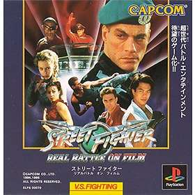Street Fighter: The Movie (PS1)