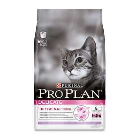 Purina ProPlan Cat Adult Optirenal Delicate Turkey 10kg