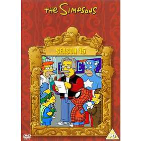 The Simpsons - Complete Season 15 - Limited Edition