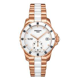 Certina DS First Lady Ceramic - 3 Hands C014.235.33.011.00