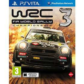 WRC 3: FIA World Rally Championship (PS Vita)