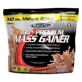 MuscleTech 100% Premium Mass Gainer 5,5kg