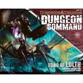 Wizards of the Coast Dungeon Command: Sting of Lolth
