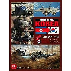 GMT Games Next War Korea