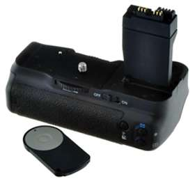 Jupio JBG-C004 for Canon 550D/600D/650D