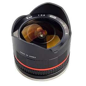 Samyang MF 8/2,8 UMC Fisheye for Sony E