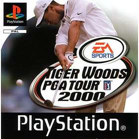 Tiger Woods PGA Tour 2000 (PS1)