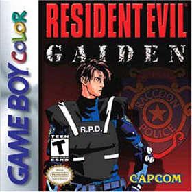 Resident Evil Gaiden (GBC)