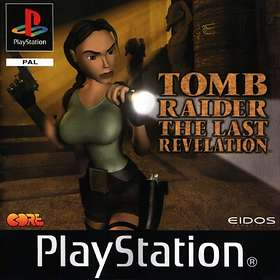 Tomb Raider: The Last Revelation (PS1)