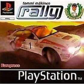 Tommi Mäkinen Rally