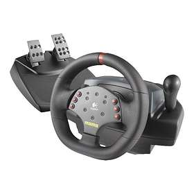 Logitech MOMO Racing Force Feedback Wheel (PC/Mac)