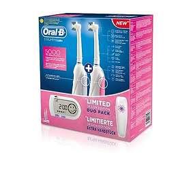 Jämför priser på Oral-B (Braun) Pro 5000 CrossAction Duo ... 71406492fc31d