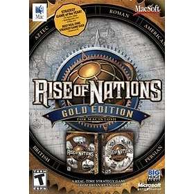 Rise of Nations - Gold Edition (Mac)