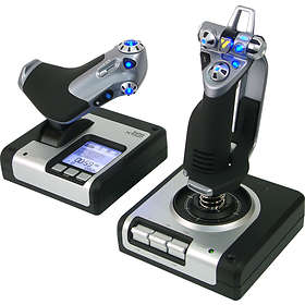 Logitech X52 Flight Control System (PC)