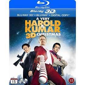 A very Harold and Kumar Christmas (3D)