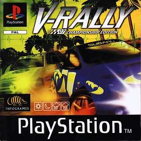 V-Rally: 97 Championship Edition (PS1)