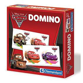 Clementoni Disney Pixar Cars 2: Mini Domino