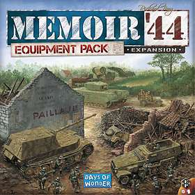 Days of Wonder Memoir 44: Equipment Pack (exp.)