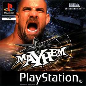 WCW Mayhem (PS1)