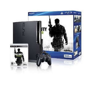Sony PlayStation 3 Slim 320Go (+ Call of Duty: Modern Warfare 3)