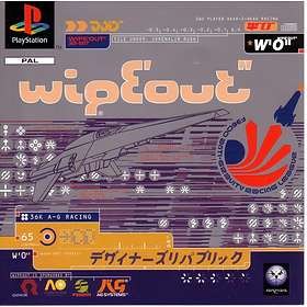 Wipeout (PS1)