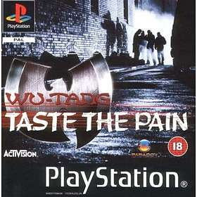 Wu-Tang: Taste the Pain (PS1)