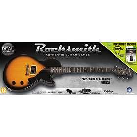 Rocksmith (+ Epiphone Les Paul Guitare) (Xbox 360)