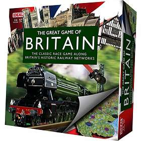 John Adams The Great Game of Britain (pocket)