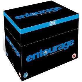 Entourage - Series 1-8 (UK)