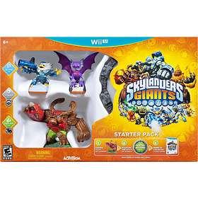Skylanders: Giants - Starter Pack (Wii U)