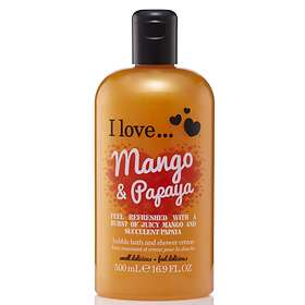 I Love... Mango & Papaya Shower Cream 500ml