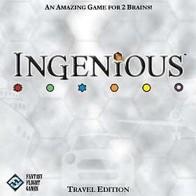 Fantasy Flight Games Ingenious (pocket)