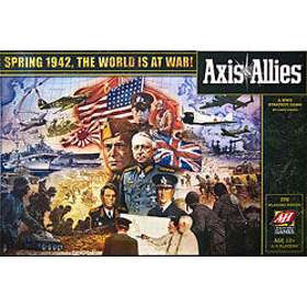 Avalon Hill Axis & Allies: 1942 (2nd Edition)