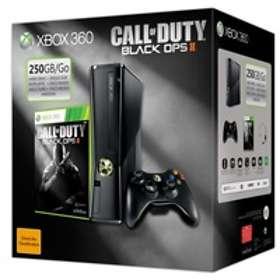 Microsoft Xbox 360 Slim 250Go (+ CoD Black Ops II)