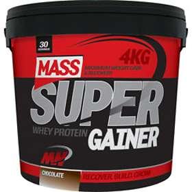 MASS Nutrition Super Gainer 4kg