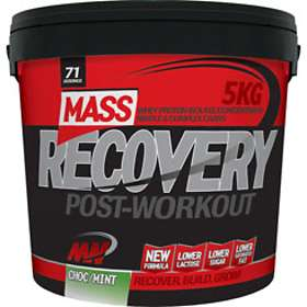 MASS Nutrition Recovery 5kg