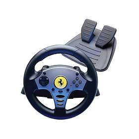 Thrustmaster Universal Challenge Wheel (Wii/GC/PS2/PS3/PC)