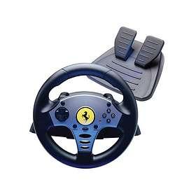 Thrustmaster Universal Challenge Wheel (Wii/GC/PS2/PS3/PC)