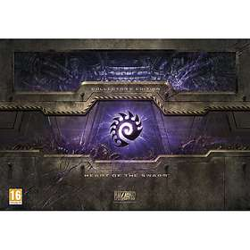 StarCraft II Expansion: Heart of the Swarm - Collector's Edition
