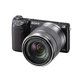 Sony NEX-5R + 18-55/3,5-5,6 OSS