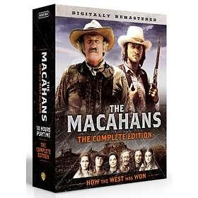 Familjen Macahan - Complete Remastered