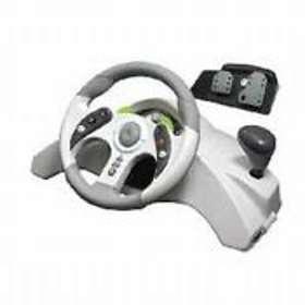 Mad Catz Xbox 360 MC2 Racing Wheel