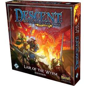 Fantasy Flight Games Descent: Journeys in the Dark - Lair of the Wyrm (exp.)