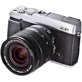 Fujifilm X-E1 + 18-55/2,8-4,0 OIS