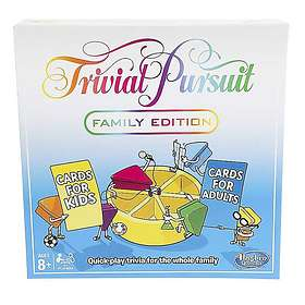 Parker Brothers Trivial Pursuit: Family Edition