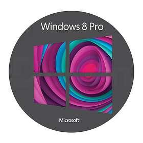 Microsoft Windows 8 Pro Nor (32-bit OEM)